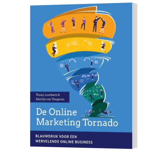 De onlline marketing tornado book