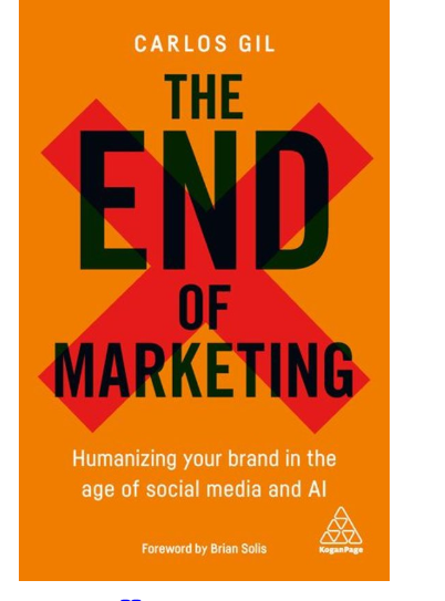 The End of Marketing book