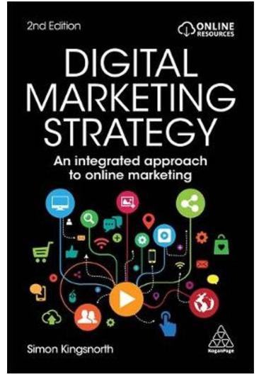 Digital Marketing Strategy book